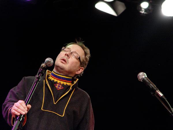 Johan Sara Jr. Foto: Hreinn Gudlaugsson
